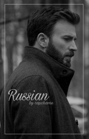 Russian || Chris Evans (BİTTİ) by capchame