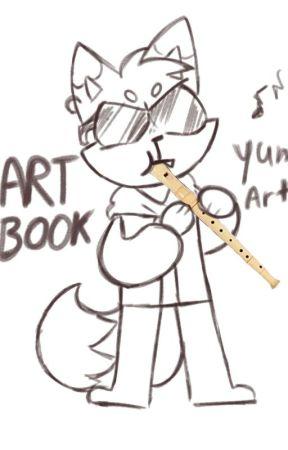 × My art book × by Jamie0demon