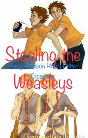 Stealing the Weasleys by GizmonotGiz