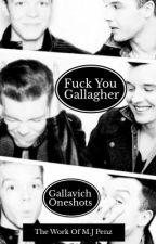 Fuck You Gallagher by MJpenz