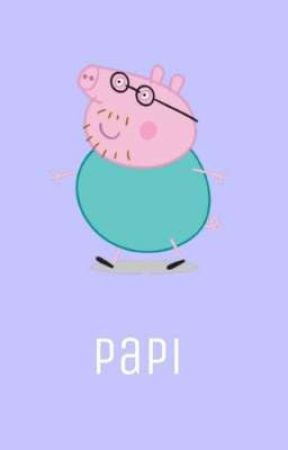 Proof I'm Daddy Pig by blu_cheese