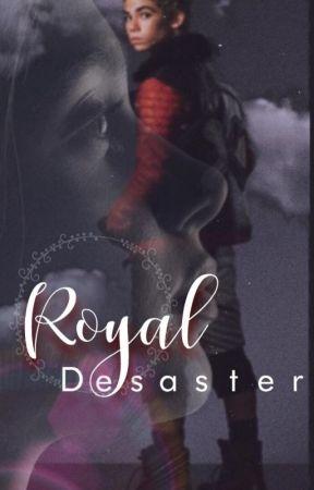 Royal Desaster (Descendants/ Carlos De Vil Fan-Fiction) *überarbeitet* by QylaNaobi