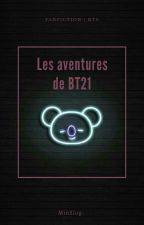 Les aventures de  BT21 by MinSlug-