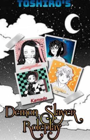 Kimetsu no Yaiba Demon Slayer Rp Book (HIATUS) by ToshiroGotei10th