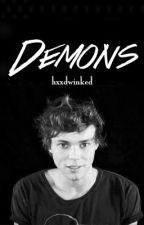 Demons (5SOS AU) by hxxdwinked