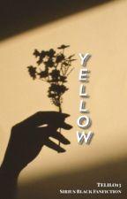 YELLOW | Sirius Black by telilo13