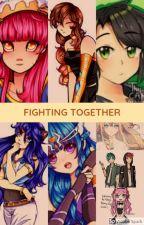 Fighting Together   Krew AU   by MakAndChiz