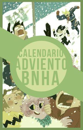 Calendario de adviento BNHA [EN PROCESO] by SquadBNHA