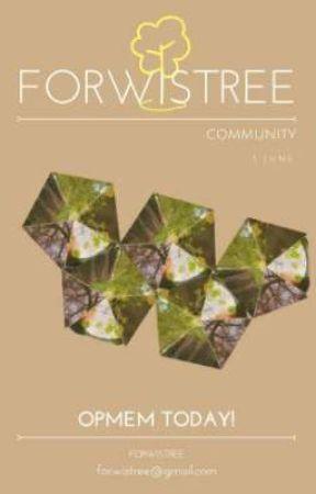 Forwistree Open Member {OPEN} by Forwistree