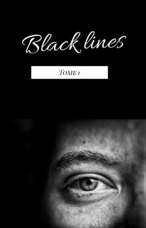 Black lines by Caintria