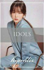 Idols ·irene × lisa· ✔ by hyunlis