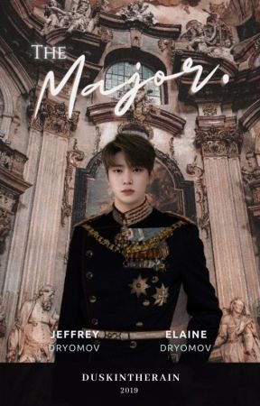The Major || Jaehyun Jung by duskintherain