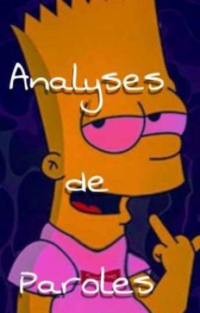 Analyses de Paroles by BakaZchan