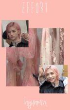 Effort/SeungJin by jeongin8biased