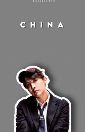 CHINA || J.HS 18+ by Dorkordown