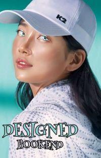 DESIGNED BOOKEND cover