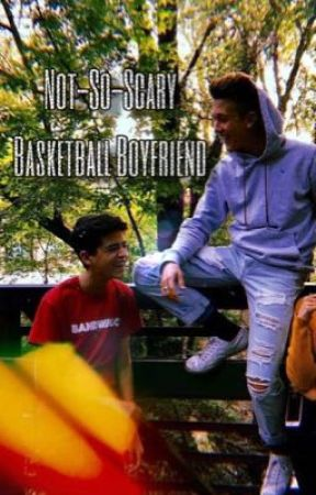 Not-So-Scary Basketball Boyfriend | Tyrus by Xx_drarry_rebelle_xX