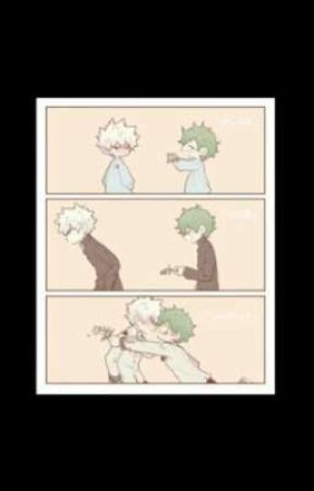 Bakudeku short stories//smut n' fluff by BakuDeku086