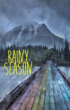 Rainy season  by _kuro-kun