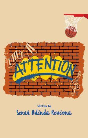 Attention • BTS by skradnr