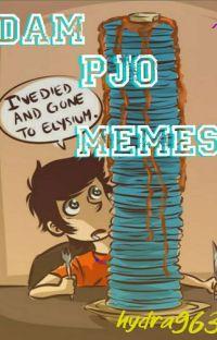 DAM PJO MEMES cover