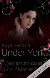 Vampirprinzessin (Under York-Reihe) cover