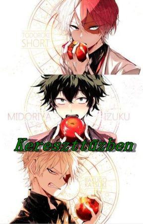 Kereszttűzben [Villain Izuku x OC] by Murasaki-Merry666