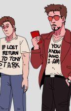 Peter Parker Stark (Book 1/3.5) by LCorbett04