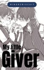 My little giver Tododeku by MinorzBiscuitz