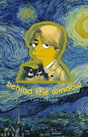 behind the window ㅃTAEJİN by tosinatra
