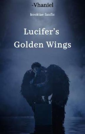 Lucifer's Golden Wings »kooktae« by -Vhaniel