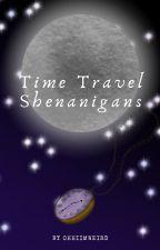 Time Travel Shenanigans (Kimetsu no Yaiba Reader Insert) by Jessdoesstuff