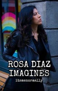 Rosa Diaz Imagines cover
