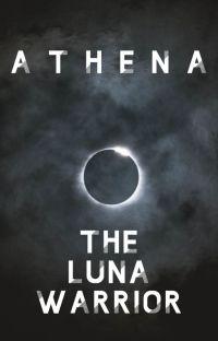 Athena - The Luna Warrior cover