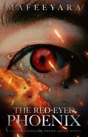 The Red-Eyed Phoenix by mafeeyara