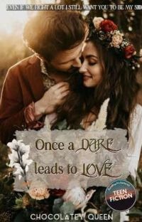 Once A Dare Leads to Love cover