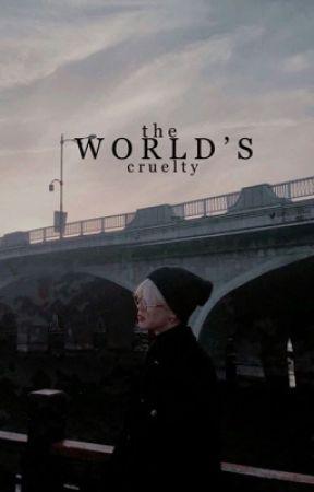 the world's cruelty    jikook + namjin by emyxliie