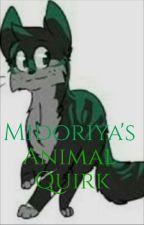 Midoriya's Animal Quirk by DevilClawClaw