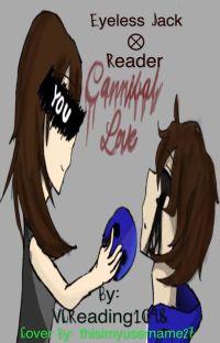 Cannibal Love {Eyeless Jack ⨂ Reader} cover