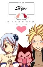 Lector Ships It! (A Sting x Yukino and Rogue x Minerva Fanfiction) by GreenCheekyAlfie