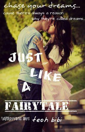 Just Like A Fairytale by bibiteoh28