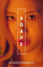 AGAPE - rosé x reader by adventurismatic