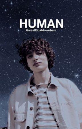 HUMAN ☆ REDDIE by weallfloatdownhere