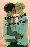 The Kissing Spell - Drarry Fanfic cover