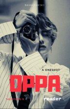 OPPA [taehyung x reader] by maurapukiki