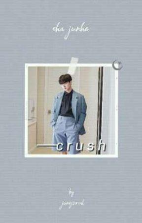 Crush | Cha Junho by jungsereal