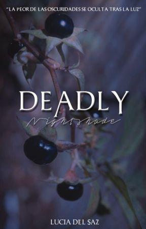 Deadly Nightshade by LuciaDelSaz