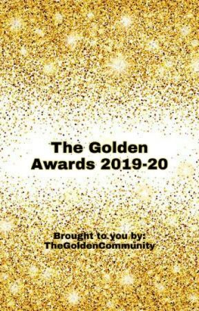 The Golden Awards 2019-20 by TheGoldenCommunity