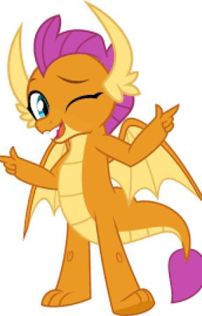 Ask Me(Smolder the Dragon ) by DragonPsdwcg