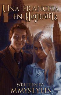 Una Francesa en Hogwarts   cover